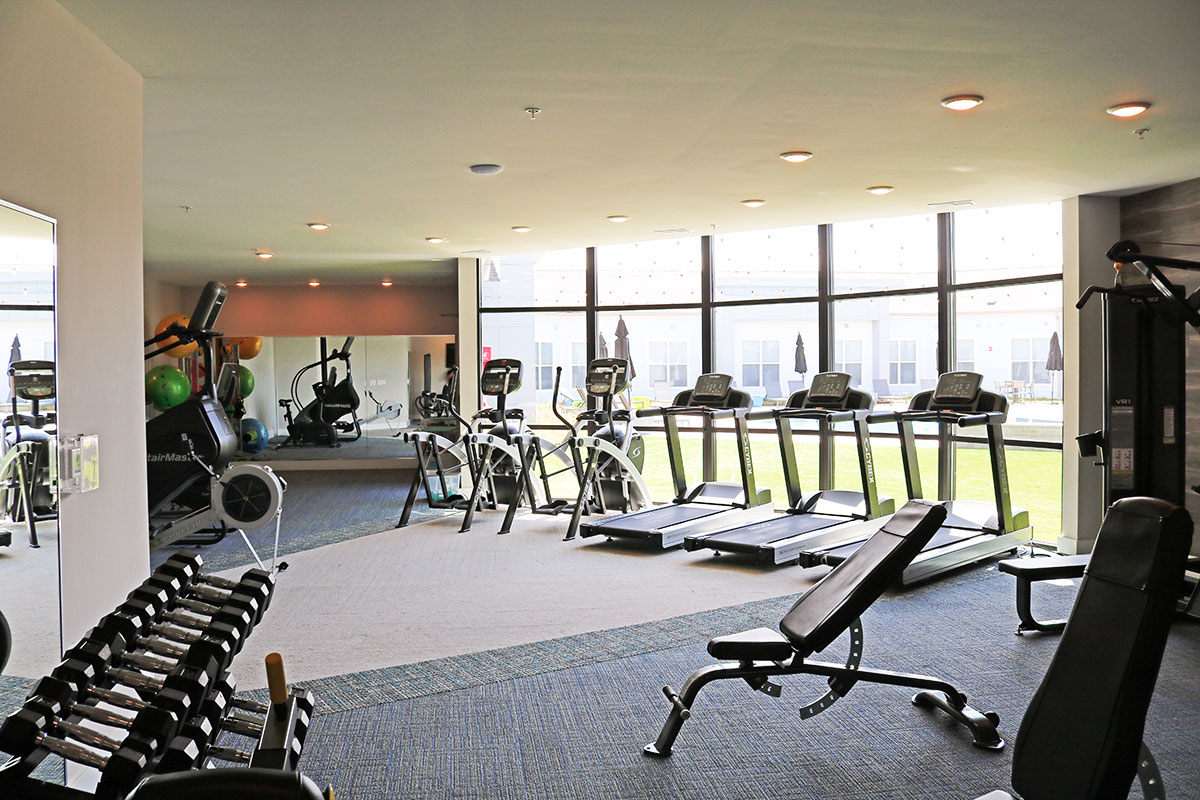 Quarters Bloomington Fitness Center
