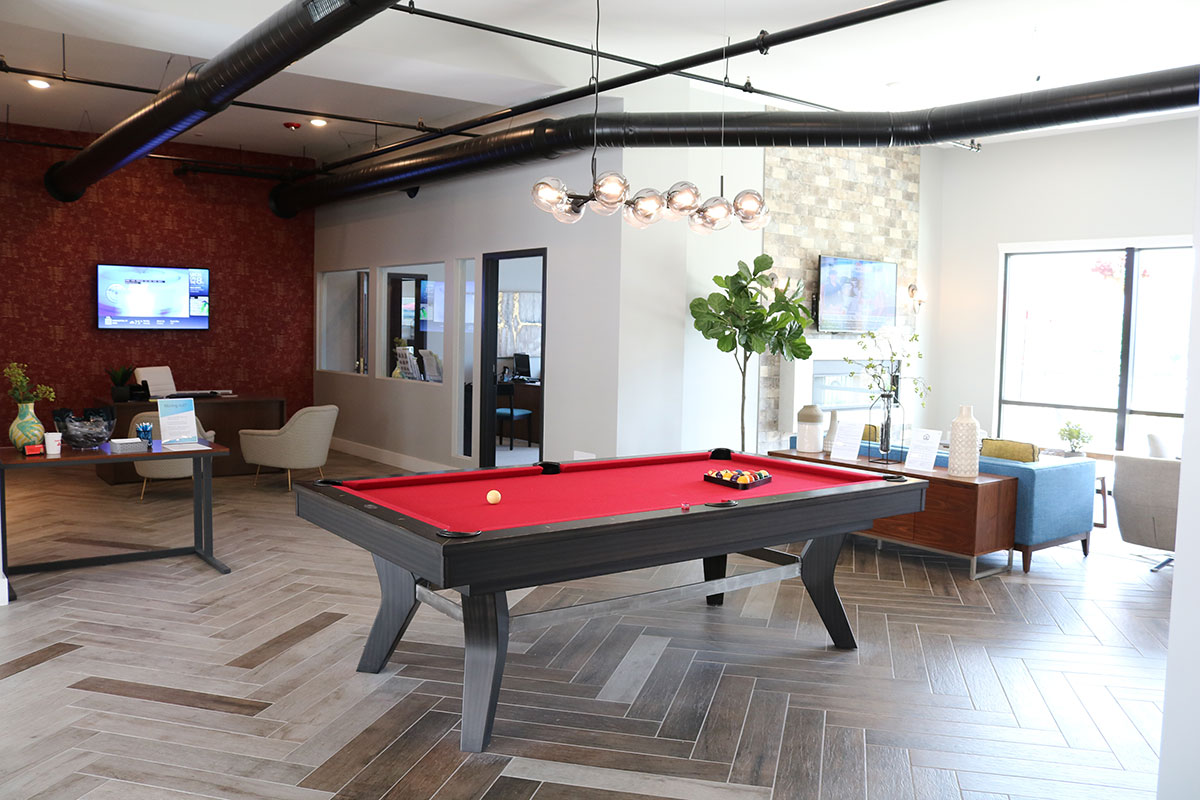 The Quarters Bloomington Billiards
